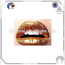 Latest Tattoo designs,water transfer printing temporary lips tattoo stickers