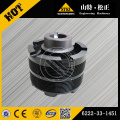 PC300-7 excavator part fan drive pulley 6743-61-3310