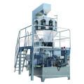 Tipo rotatorio de llenado y máquina de sellado