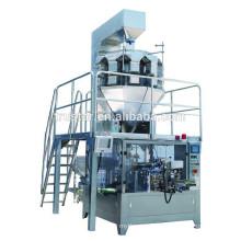 Machine d'emballage d'olive et liquide