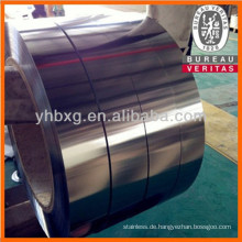 316L Edelstahl-Streifen mit Top-Qualität (316L Stahl-Kreis)