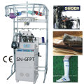 Terry-Sport-Socken-Maschine.