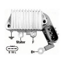Favoritos comparar alternador NIPPONDENSO regulador 1260001630 IN257
