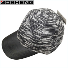 Promotion Fashion Cheap Knit Baseball Cap