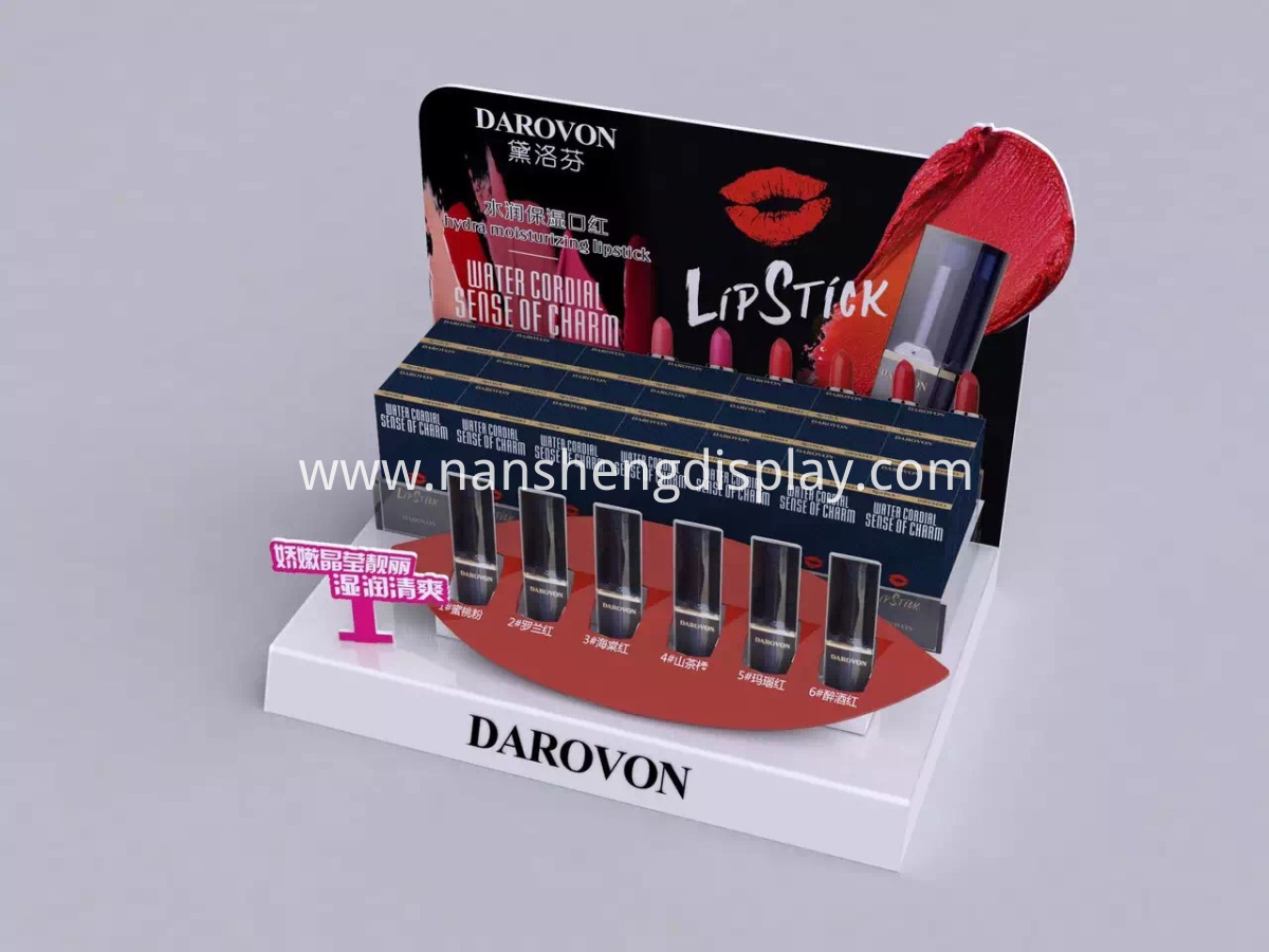 Lipstick Counter Display