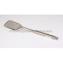 Non-magnetic stainless steel slotted  turner