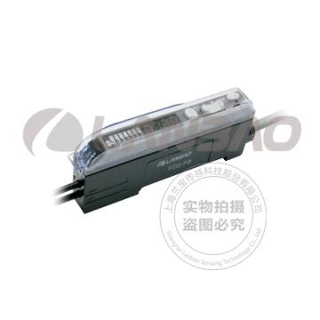 12-24V DC IP54 2m PVC-Kabel Lanbao optischer Faser-Sensor Faserverstärker Hauptgerät