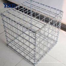 Первый курс дешевые 4х4 Гальванизированная сваренная Коробка gabion ячеистой сети
