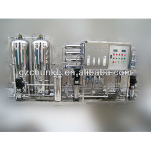 Sanitäre Wasseraufbereitung mit Umkehrosmoseanlage Ck-RO - 5000L