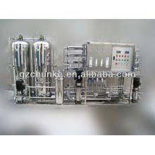 Tratamiento de agua sanitaria con sistema de ósmosis inversa Ck-RO - 5000L