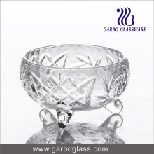 GB1837ty Glass Candy Jar con nuevo estilo