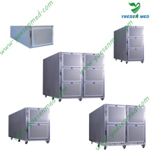 Medical Hospital 201 Stainless Steel Mortuary Morgue Body Coolers