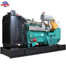 Chine fabricant 200kw / 272hp gaz naturel / groupe électrogène au biogaz