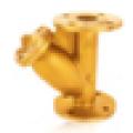 J603 Латунный фланец Y-сетчатый / Латунный фильтр / Сетчатый фильтр / Клапан фильтра