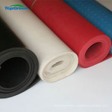 smooth Insulation red Sbr Rubber Sheet for gaskets