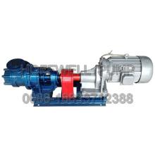 Pompe à engrenages interne de bitume de NYP52A approuvée par CE
