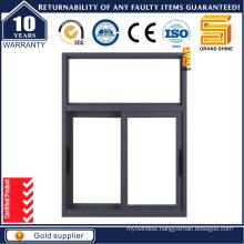 2016 New Design Aluminum Sliding Window with High Quality