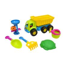 Дети на открытом воздухе пластик 6шт песчаный пляж игрушки для продажи (10195006)
