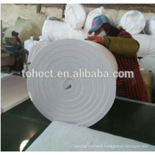 Industrial refractory kiln use ceramic fiber blanket