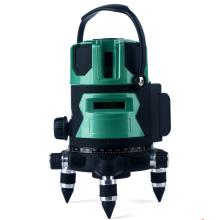 Instrumento de nivelación de luz verde de alta precisión