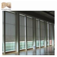 высококачественные ПВХ материалы для шторок ролика ткани светомаскировки