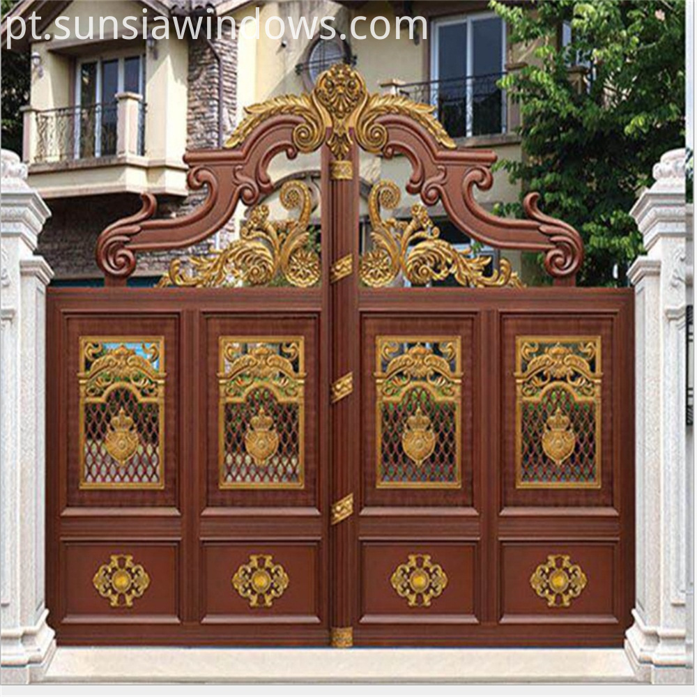 Ornamental Decorative Gates
