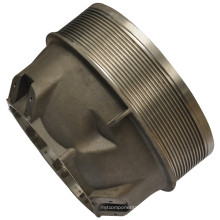 Fundición de aluminio de baja presión para la cubierta superior del generador