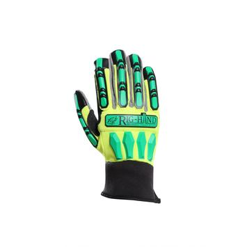 Petroleum refining Oil Resistant Gloves