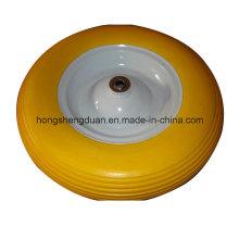 Rueda de espuma PU (400-8PU)