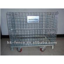 Cage de rangement pliable