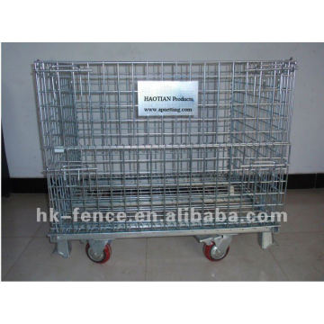 Foldable Storage Cage