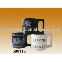 Factory direct wholesale 12oz ceramic mug set