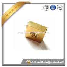 Hot sale low price China fastener manufaturer brass square nut