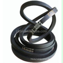 Wear-Resistant Cloth Covered Conveyor Belt Rubber Wrapped Transmission V-Belt