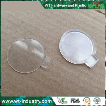clear vacuum wall sucker for candle holder Chinese factory price supplier