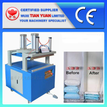 Nonwoven Pillow Cushion Quilt Vacuum Compress Packing Machine (HFD-540 / HFD-700)