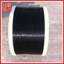 Großhandel schwarze Draht Stahl Drahtseil (Herstellung)