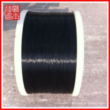 Wholesale black wire steel wire rope(manufacture)