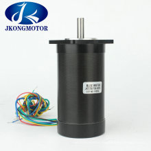 Jk57bls005 23W 36V 4000rpm 57mm Round Brushless DC Motor