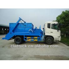 Мусоровоз DFL 8000L, мусоровоз