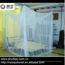 Rede de mosquitos tratados com insecticidas de longa duração baratos