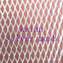Malla de plata esterlina / Malla de plata / Pantalla de plata para la batería / electricidad / Experimento de laboratorio --- 30 años de fábrica