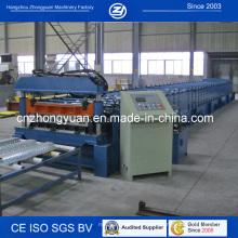 Профилегибочная машина для производства настилов пола Zyyx64-305-915