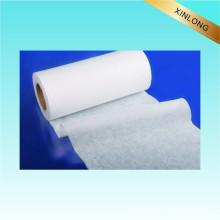 Tissu non tissé en coton pur en coton