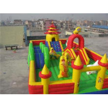The Journey To The West Kids Inflatable Amusement Park For
