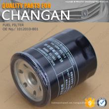 Repuestos originales chana filtro combustible 1012010-B01
