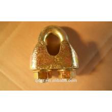 Clip de cuerda de alambre maleable Din1142--Qingdao aparejos de galvanizado