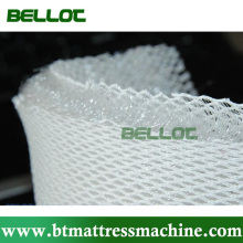 3D Air Spacer Knitted Mesh Material Fabric