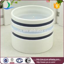 Fabrik Großhandel Square Keramik Kerze Halter
