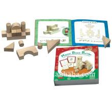 Pädagogische Spielzeug Bausteine